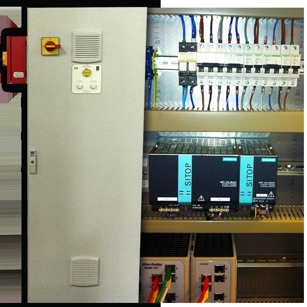 Inside Control Panel