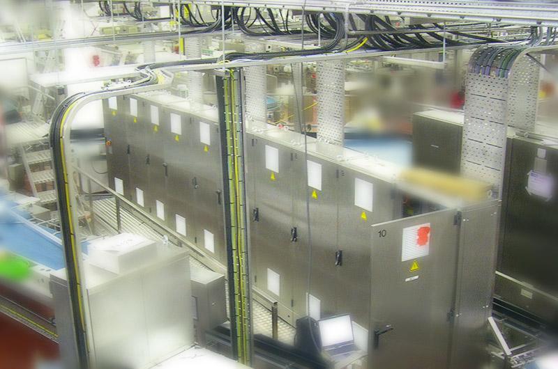 Electrical Data Installation